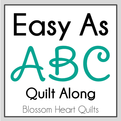 Easy As ABC QAL – Final Linky!