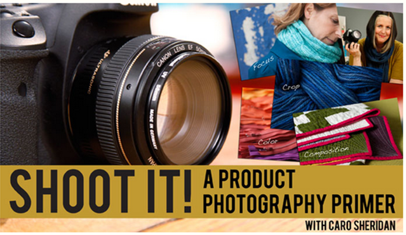 Craftsy Class Review: Shoot It! Product Photography class