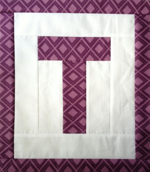 Quilt Patterns With Letters : Easy As ABC QAL - Letter T Blossom Heart Quilts
