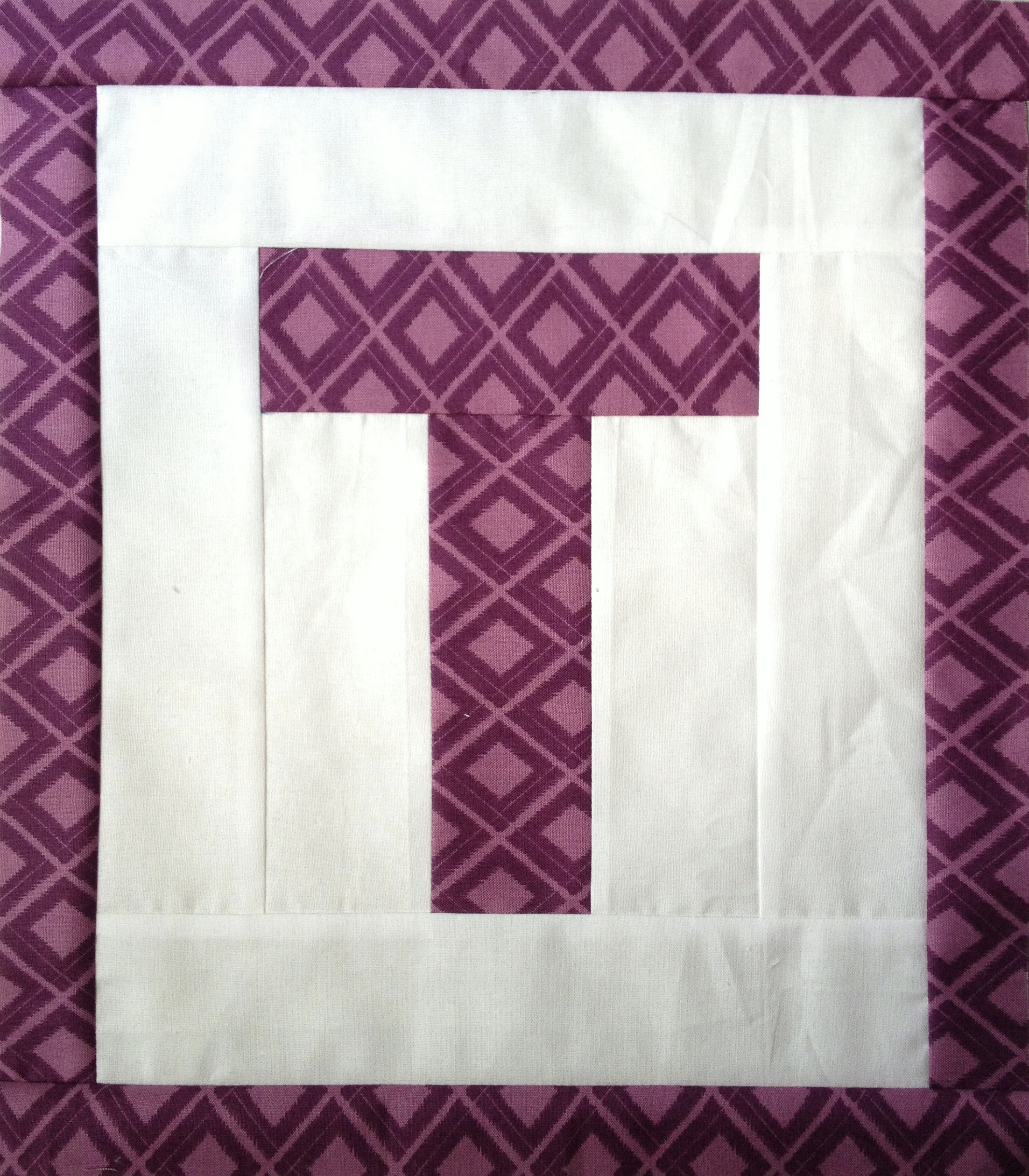 Easy as abc qal letter t blossom heart quilts letter t quilt block spiritdancerdesigns