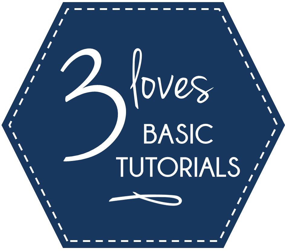 Three basic tutorials to remember