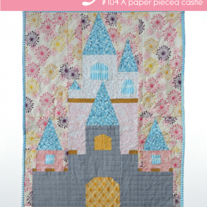Fairy Tale Castle pattern cover