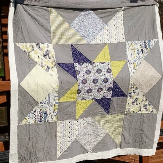 Bright Sky quilt by sbsemom