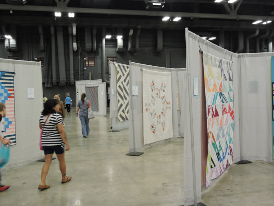 quiltcon show