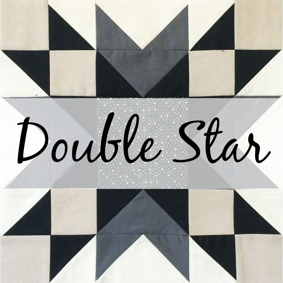 The Bee Hive Double Star Blossom Heart Quilts