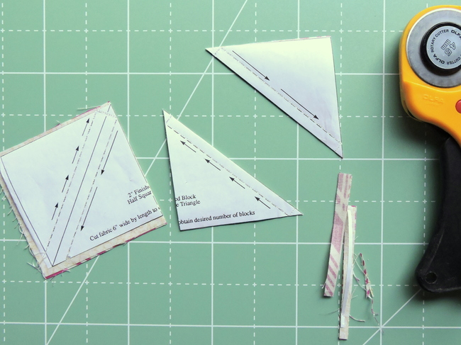 HST triangle papers tutorial