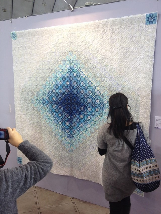 Tips and Advice for the Tokyo Quilt Shows | Blossom Heart Quilts : international quilt show 2015 - Adamdwight.com