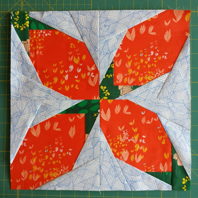 Busy quilt block johnnaweidner