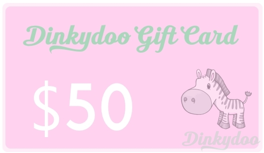 Introducing: Dinkydoo Fabrics + $50 Giveaway