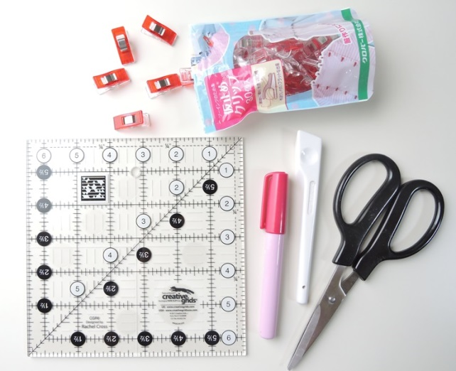 favourite paper piecing tools