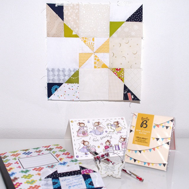 #thebeehivequilts: Bunting and Abacus