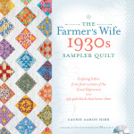 Farmers Wife 1930s Quilt Sampler book