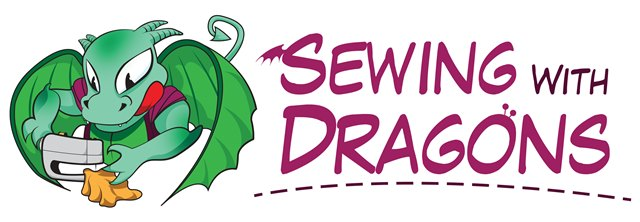 Sewing with dragons