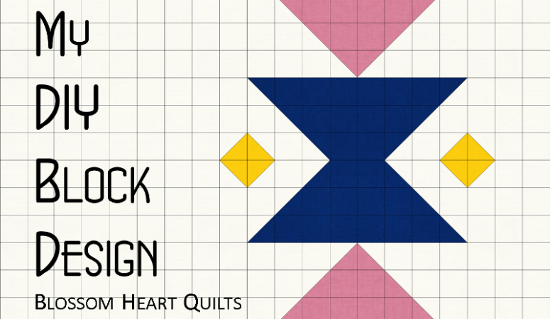 Announcing My DIY Block Design: Challenge and Blog Hop
