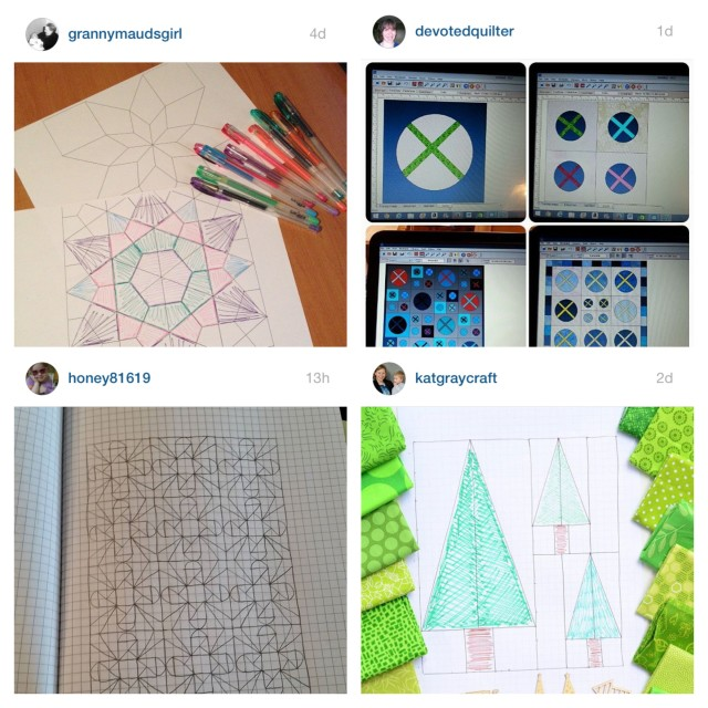 DIY Block design book week 2 winners