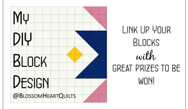 My DIY Block Design: Link Up Your Blocks!