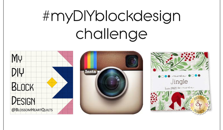 #mydiyblockdesign: Weekly Instagram Giveaways!