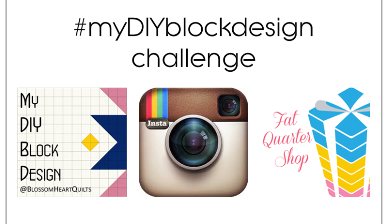 #mydiyblockdesign: Sketches + Winners