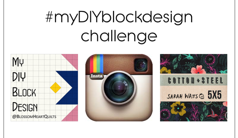 #mydiyblockdesign: Making + Winners