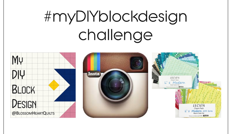#mydiyblockdesign: Finishes + Winners