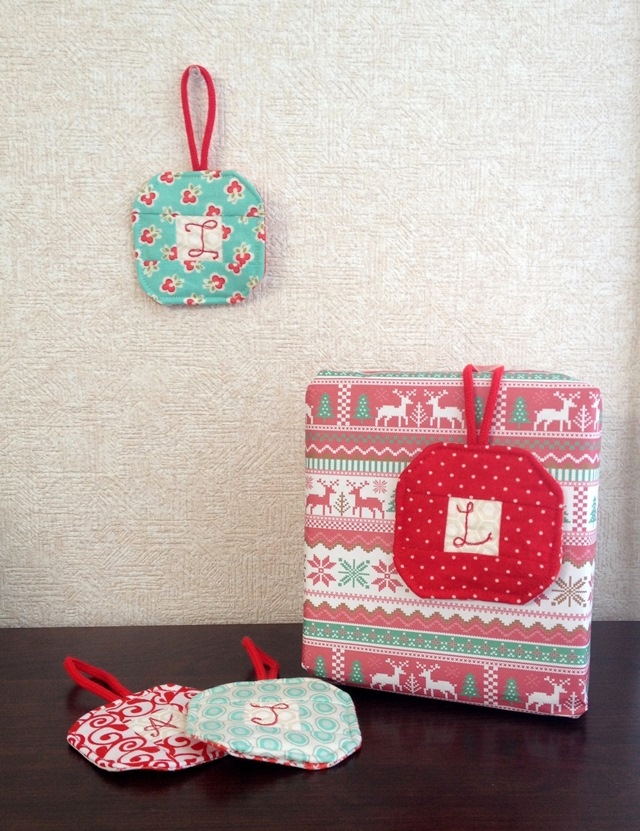 Quilted Christmas Ornaments Blossom Heart Quilts