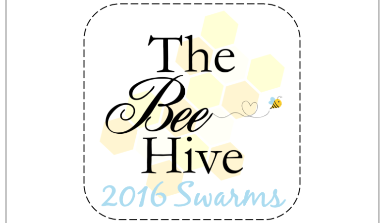 The Bee Hive Swarms 2016