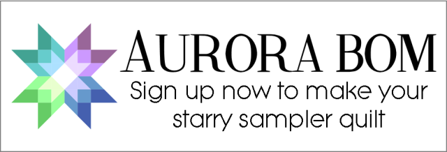 Aurora BOM sign up