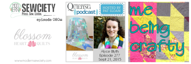 Alyce Blyth podcasts