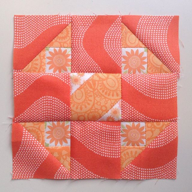 Ava block 10 farmers wife quilt