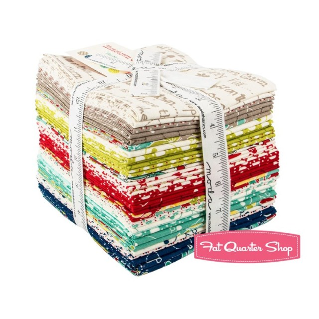 Hometown Girl fat quarter bundle