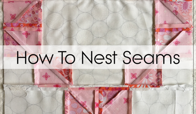 How To Nest Seams