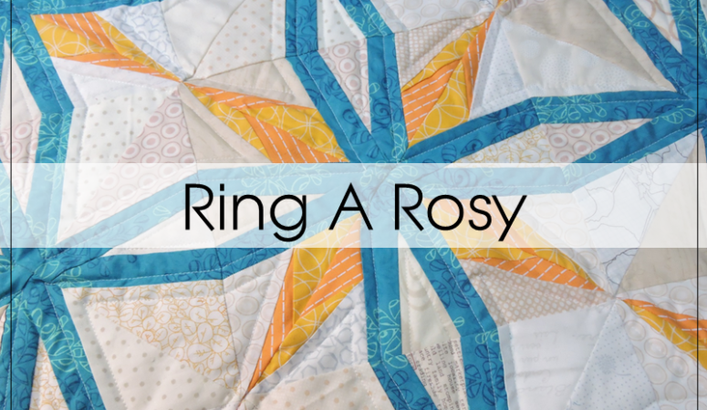 Down Under Quilts: Ring A Rosy