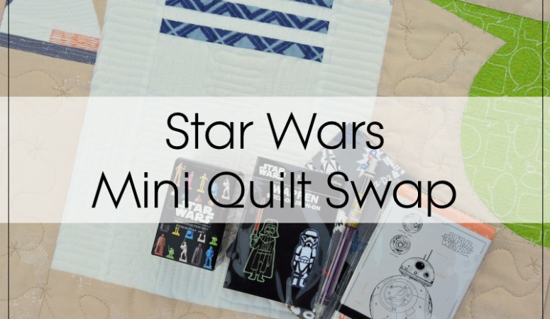 May The 4th Be With You: A Star Wars Quilt