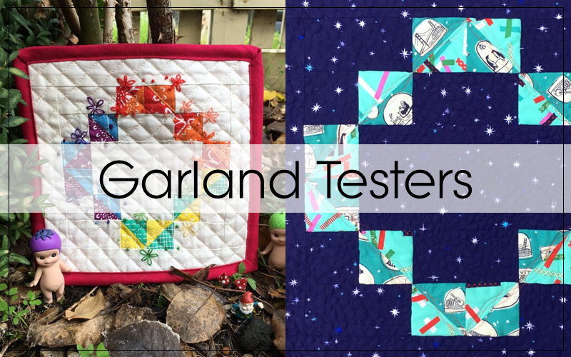 Garland Pattern Testers