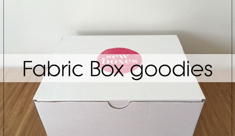 Fabric Box: An Aussie Subscription Box
