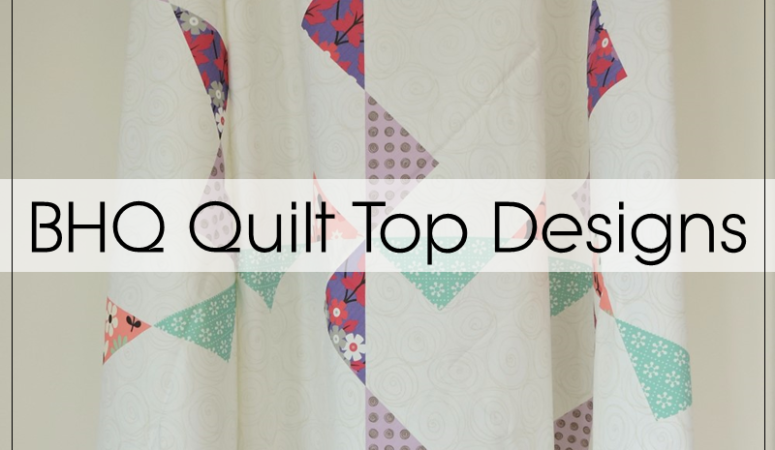 Blossom Heart Quilts + Pattern Jam Quilt Tops