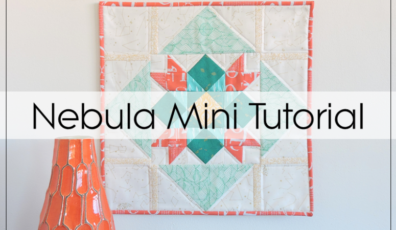 Nebula Mini Quilt Tutorial