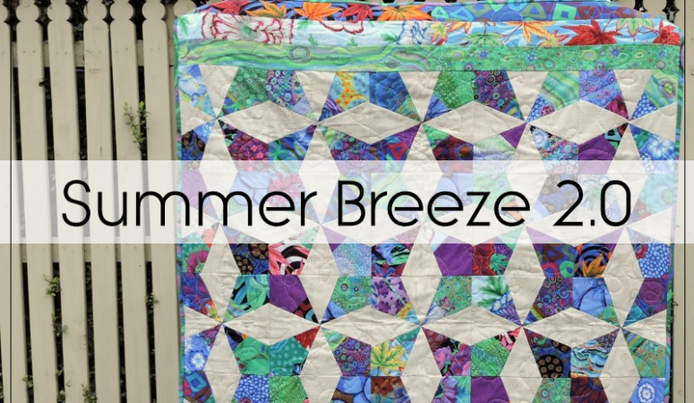 Summer Breeze Quilt 2.0