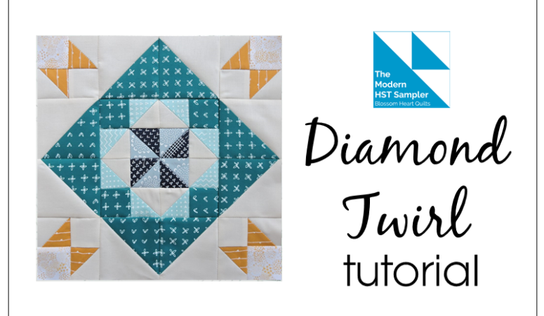 Modern HST Sampler #21: Diamond Twirl