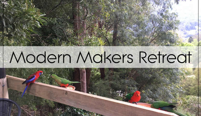Modern Makers Retreat October 2016
