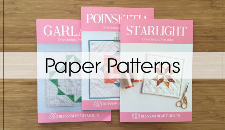 Paper Patterns Now Available