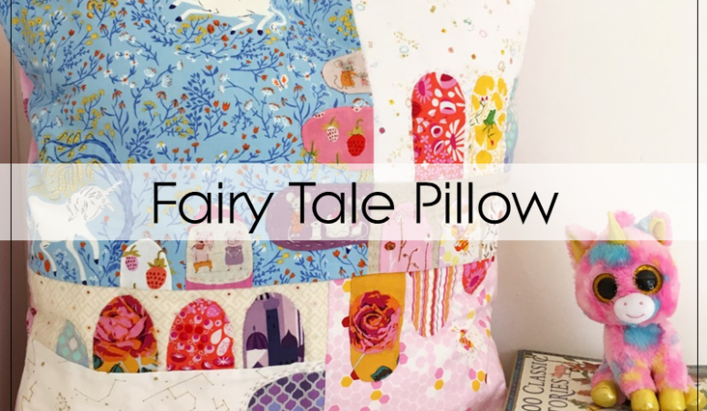 My Hesperides Fairy Tale Pillow