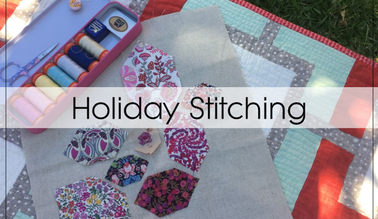 Holiday Stitching