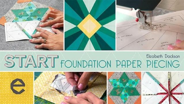 Foundation paper piecing class