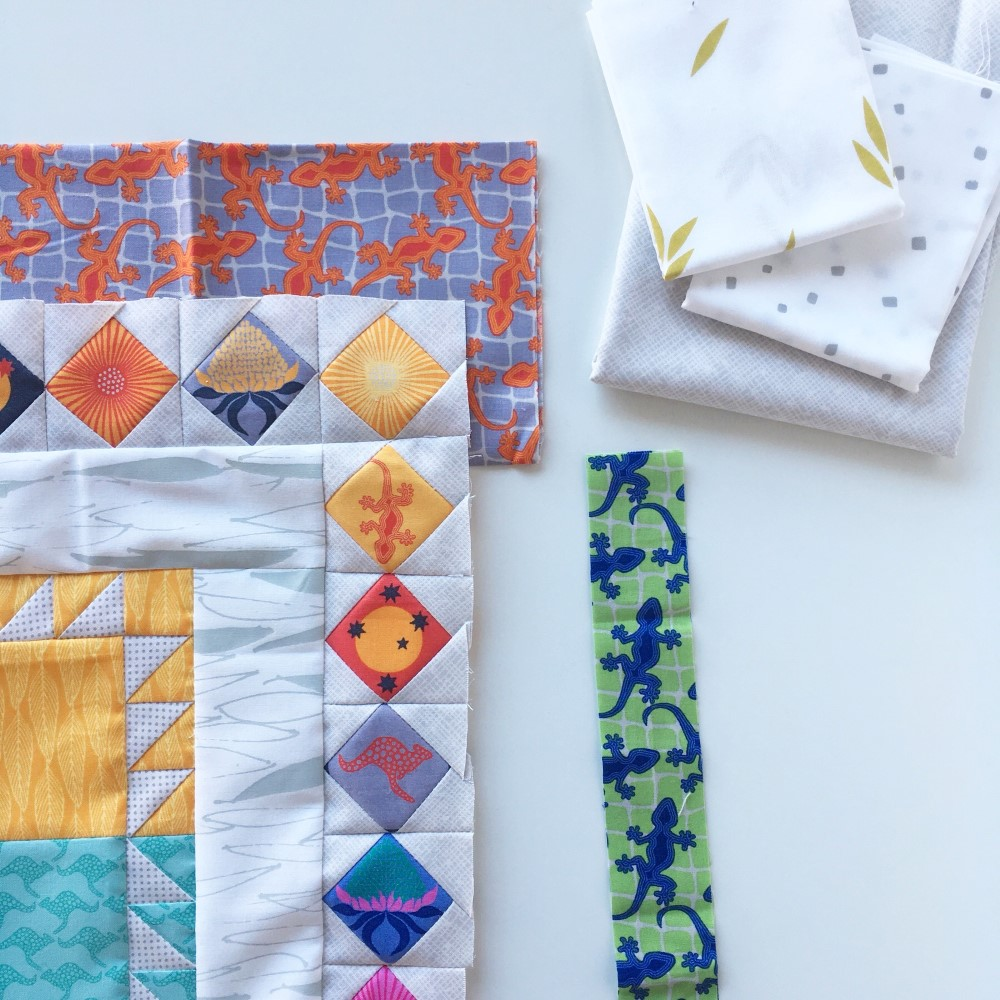 Made Modern In Australia Medallion Quilt Decisions By BlossomHeartQuilts