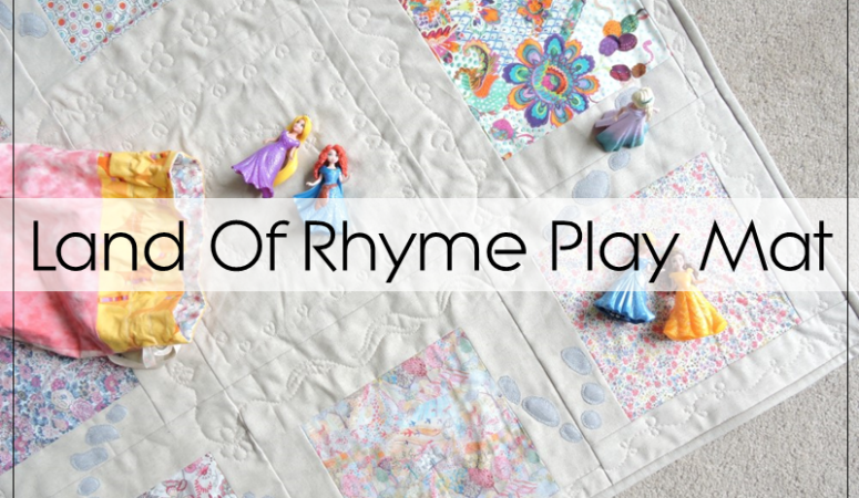 Little Land of Rhyme – A Liberty and Linen Play Mat
