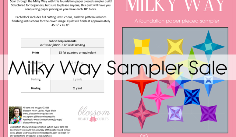Milky Way Sampler Sale – 3 Days Only!