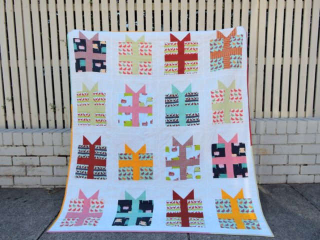 Rapt quilt by Blossom Heart Quilts