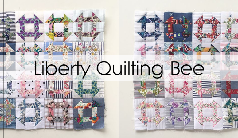 Liberty Quilting Bee Blocks