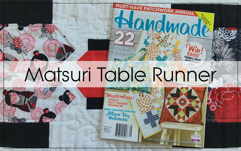 Matsuri Table Runner